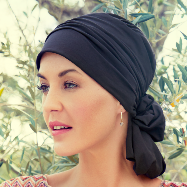 Mila Turban - 0657 Black