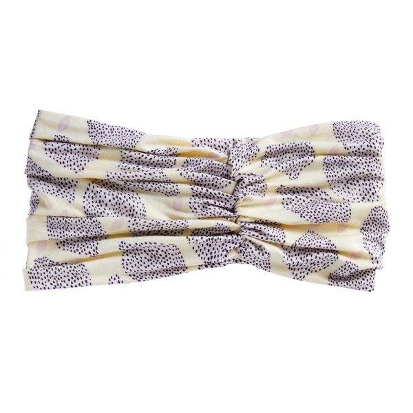 Chitta Headband - Printed 0646 Summer Lemons
